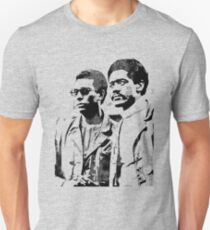 Stokely Carmichael and Bobby Seale Unisex T-Shirt