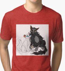 Zerbrochene Familie Vintage T-Shirt