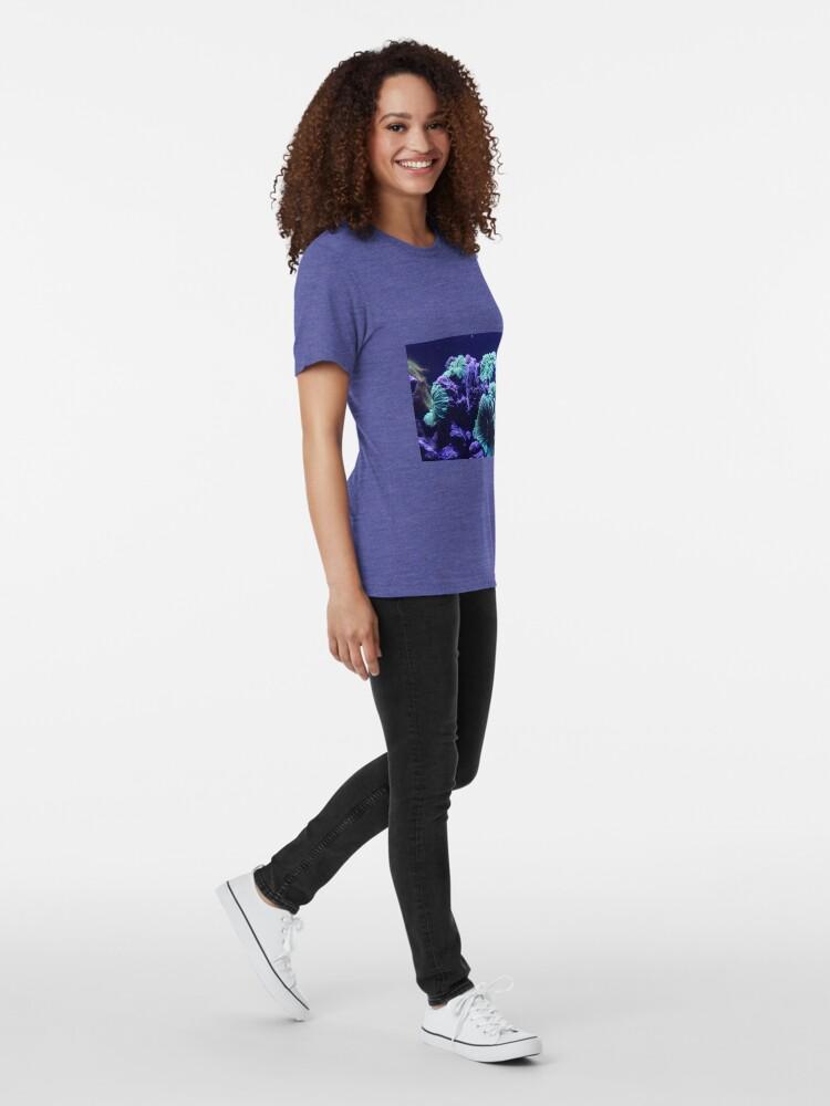 Alternative Ansicht von tief Vintage T-Shirt
