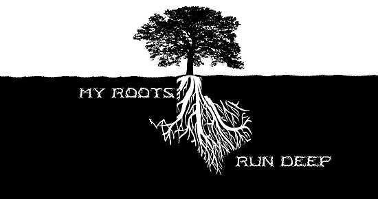 My Roots Run Deep by James Gray