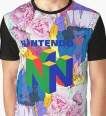 Nintendo Aesthetic Design Graphic T-Shirt