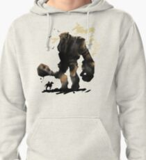 Shadow of the colossus Pullover Hoodie