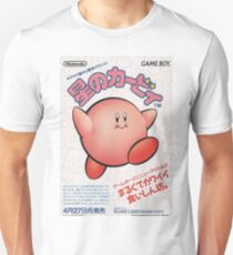 Kirby Japanese Video Game Design Unisex T-Shirt