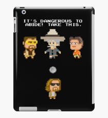 Zelda Lebowski iPad Case/Skin
