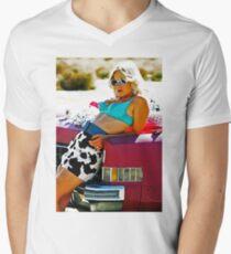 TRUE ROMANCE ALABAMA - You're So Cool ! Men's V-Neck T-Shirt