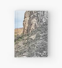 House on a Mountain Hardcover Journal