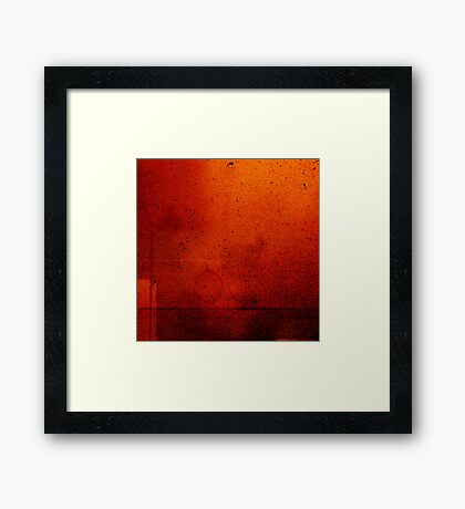 ortie_ab Framed Print
