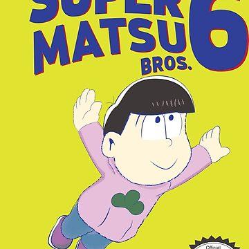 Super Matsu Bros 6 Todomatsu by yashanyu1