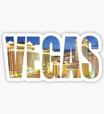 Vegas (Caesars Palace) Sticker