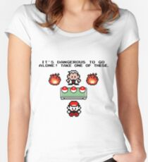 Zelda Pokemon Women's Fitted Scoop T-Shirt