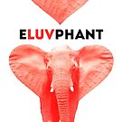 E-luv-phant by Gianni A. Sarcone