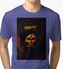 Mighty Gorilla Tri-blend T-Shirt