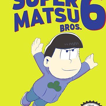 Super Matsu Bros 6 Karamatsu by yashanyu1
