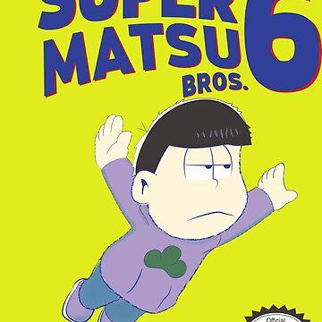 Super Matsu Bros 6 Ichimatsu by yashanyu1