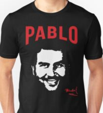 afe5763f Pablo Escobar Slim Fit T-Shirt
