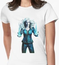 Killer Frost Womens Fitted T-Shirt