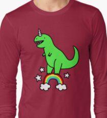 T-Rexicorn Long Sleeve T-Shirt