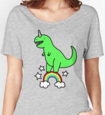T-Rexicorn Women's Relaxed Fit T-Shirt