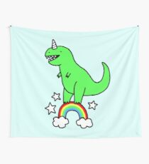 T-Rexicorn Wall Tapestry