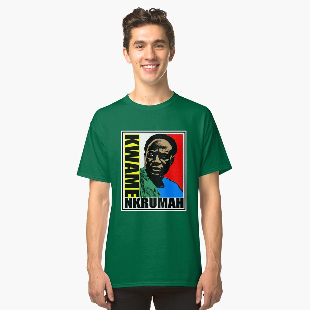 Kwame Nkrumah Classic T-Shirt
