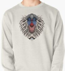 Kunstvolle Rafiki Vol. 2 gefärbt Sweatshirt