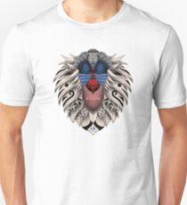 Ornate Rafiki Vol. 2 Colored T-Shirt