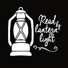 Read by lantern light + BW by eacreative