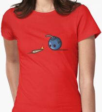 Fatal Attraction Womens Fitted T-Shirt