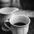 Still life with tea by rob castro