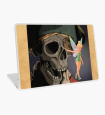 Tink and Willy Duvet Laptop Skin