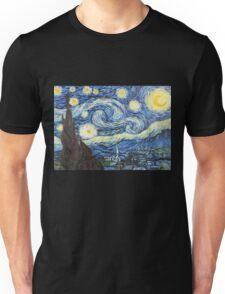 Van Gogh - Starry Night Unisex T-Shirt