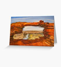 Le Papillon. Australian Cancer Research Foundation Calendar. Greeting Card