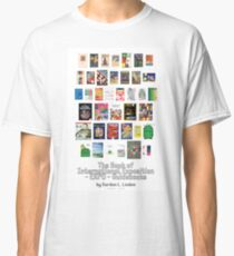 The Book of International Exposition - EXPO - Guidebooks Classic T-Shirt