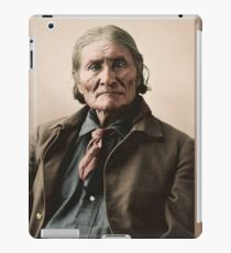 Geronimo 1898 iPad Case/Skin