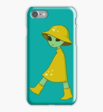 star wanderer iPhone Case/Skin