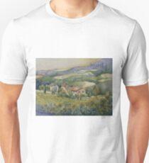 Sunflowers - Tuscany Unisex T-Shirt