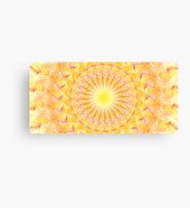 Shining Sunlight Canvas Print
