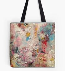 style shot of paper flowers  Tote Bag