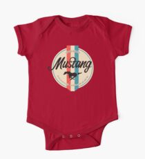 Mustang retro Kids Clothes