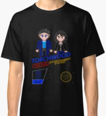 NINTENDO: NES Torchwood  Classic T-Shirt