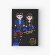 NINTENDO: NES Torchwood  Hardcover Journal