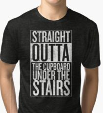 Straight out of the Cupboard Tri-blend T-Shirt