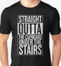 Straight out of the Cupboard Unisex T-Shirt