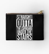 Straight out of the Cupboard Studio Pouch