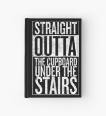 Straight out of the Cupboard Hardcover Journal