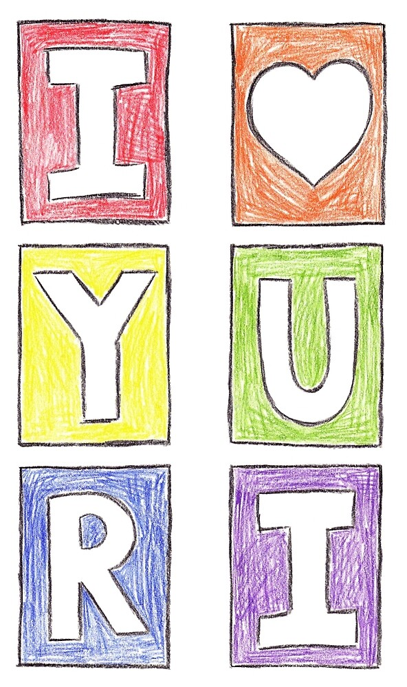 """I Love Yuri"" Comic Panels in English by Althea Keaton  by Yuricon"