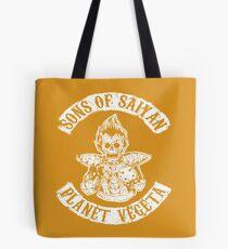 SONS OF SAIYAN Tote Bag