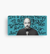 Louis C.K. Canvas Print