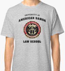 University of American Samoa Law School  Classic T-Shirt
