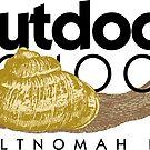 Snail by Multnomah ESD Outdoor School